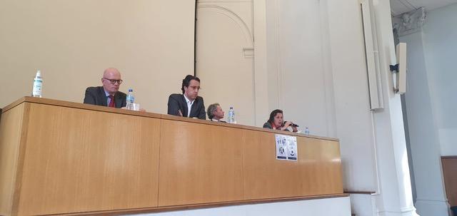Table ronde « Stratégie des contentieux » de l'École de droit