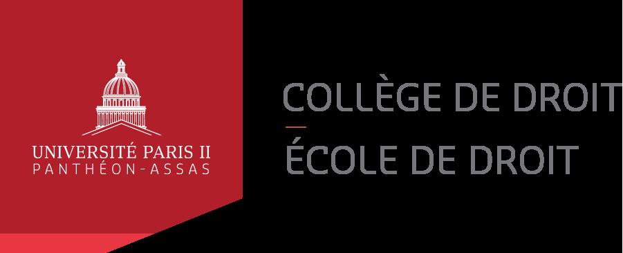 Logo du Collège et École de droit
