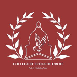 Logo de l'association du Collège et de l'École de droit de l'université Paris 2 Panthéon-Assas