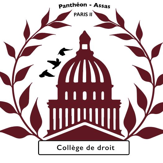 Logo de l'association du Collège de droit d'Assas
