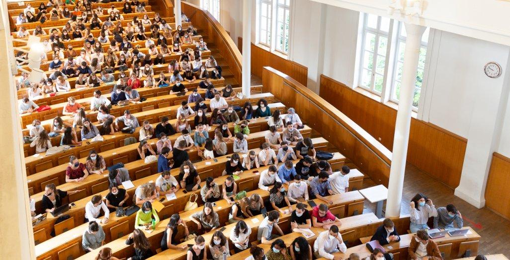 Rentrée solennelle du Collège et de l'École de droit