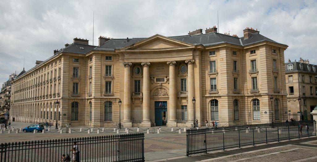Façade bâtiment Panthéon